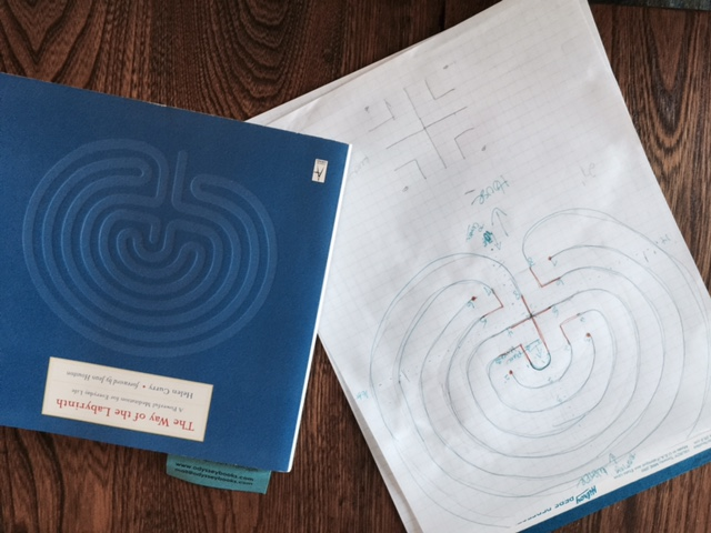 Planning the Labyrinth
