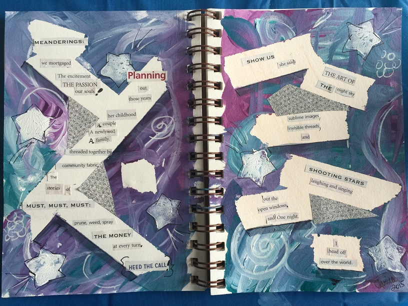 'Ransom Note' Poetry 6